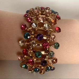 Aldo multicoloured bracelet